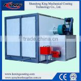 China industrial diesel baking oven