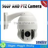 New products 2MP HD Mini high speed Dome CCTV camera systems 1080P CmoS AHD video PTZ Camera