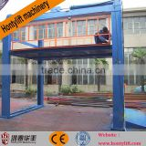 China supplier offer CE cheap hydraulic car lift/mini lift for garage/hydraulic power pack