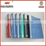 high quality A4 clear book display book