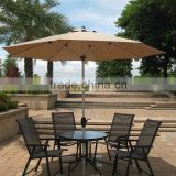 Parasol Wind Resist Standard Size Patio Outdoor parasol With High Quality