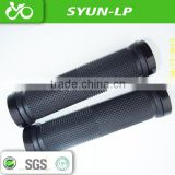 sanyun bicycle parts bicycle handlebar grips rubber bike grips for 130x22.2mm from professional bike grips factory