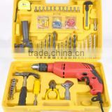 45pcs Hardware tools suit household toolkit multi-function combination suit sets electric tools electric drill