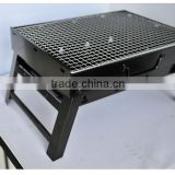folding grill BBQ grill outdoor steel grill folding grill Portable oven Outdoor camping grill