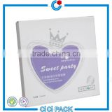 Hot Sales facial mask package cardboard box                                                                                                         Supplier's Choice