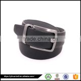 Eco-Friendly new arrival business man leather belt with metal buckle                                                                                                         Supplier's Choice