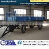 Hot selling farm tractor semi dump trailer with CE approved