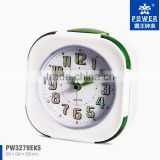 High Quality Plastic Clocks And Alarm By Using environmental Friendly Protect Raw Material For New Clocks And Universal Time