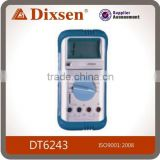 DT6243 digital LCR meter