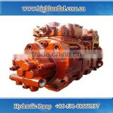 Hydraulic pump parts and hydraulic pump for excavator