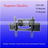 VESA:600*400mmTwo arms moveable tv wall bracket for 32''-70'' inches LCD-LED size