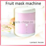 Best beauty Skin care device fruit face mask machine