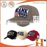 custom high quality embroidered bands hat