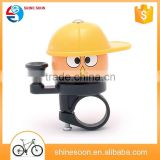 2015 New arrival plastic toy horn bicycle toy bell