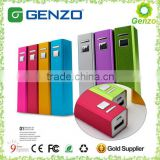 2014 new products Power Bank/mobile power bank charger for iPhone, Samsung Galaxy, Nokia, HTC, LG(genzo-01b)