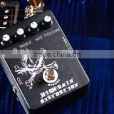 DIHAO JF-04 High Gain Distortion Electric Guitar Guitarra Parts Accessories Effect Pedal True Bypass for Musical Instrument