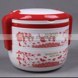 New product fashion Two-Layer plastic lunch box                                                                         Quality Choice
