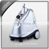 LT-6/GB609 Silver OEM CE/CB certification strong power multi-functional Automatic garment steamer