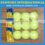 promotion tennis ball