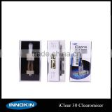 Hot selling!!IClear 30 Atomizer Replaceable Dual Coil Clearomizer iClear 30 Tank For EGo T E Cigarette Various Colors