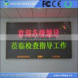 Top quality customize event use hanging indoor led display