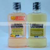 Mouthwash 250 ml x 24 Listerine Mouthwash