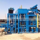 QT10-15 Full Automatic Cement Brick Making Machinery Block Production Line                                                                         Quality Choice