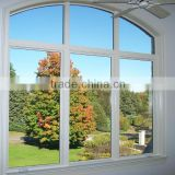 PVC Frame Arched Casement Window