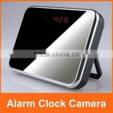 Alarm Clock Camera With 140 Degree Wide Lens 5.0 Mega Pixels + Video Recorder + Motion Detection