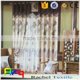 Korean style flower printed on linen Curtain, cushion cover, bedding fabric