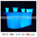 Cool LED Bar Counter, L Shape Bar Counter, LED Bar Furniture