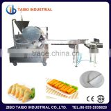 Fully automatic spring roll sheet making machine