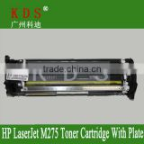 Original toner cartrideg with plate for hp M275NW M175a M175NW 1025 cartridge with shelf for hp laser printer