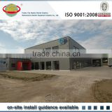 Direct buy steel structure pre-made two storey office building
