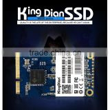 KingDian Mini pcie MSATA SSD 60GB Solid State Hard Drive 64GB SSD For Desktop Laptop Server