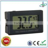 2014 the promotional digital lcd panel thermometer hygrometer for air condition used (TL8015B)