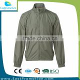 190T CHEAP MENS FOLDABLE NYLON FARBIC FOR WINDBREAKER/WATERPROOF RAIN JACKET