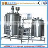5bbl beer brewing system with water treatment system micro beer brewing system China supplier