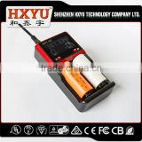 ni cd 2 3 aa rechargeable battery charger compatible with Li-ion, Ni-mh and Ni-cd Batteries