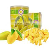 100% Natural Vacuum Freeze dried Mango from Thailand