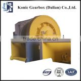 Transmission grinding custom metal lifting winch for boat