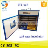 500 fully automatic egg incubator forsale in Tanzania with high quality