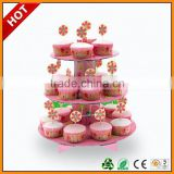 cardboard cake stands wholesale from supplier ,cardboard cake stand cardboard cupcake stand