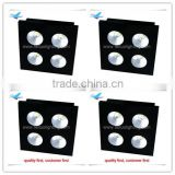 Led Matrix Blinder Net Light 4 Eye Blinder 4x50w Led COB Linear Cool White or Warm White Stage Lighting