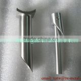 titanium BMX seat post titanium BMX bicycle seat post Ti BMX seat post custom