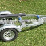 inflatable stainless steel boat trailer for sale