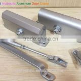 China Door Closer Supplier Damper Buffer Type Atomatic Die Casting Door Closer Bear 70KG