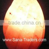 Egg Shape Salt Lamp Ring Design / Salt Lamps for Decoration / Himalayan Salt Products / Salt Lamp Suppliers / Fancy Salt Lamps
