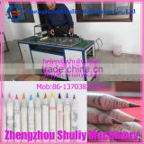 recycled paper pencil making machine /recycled paper pencil machine /paper sticking machine