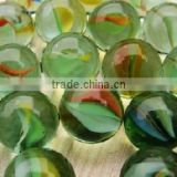 China Round Toy Wholesale Colored Glass Marble Ball